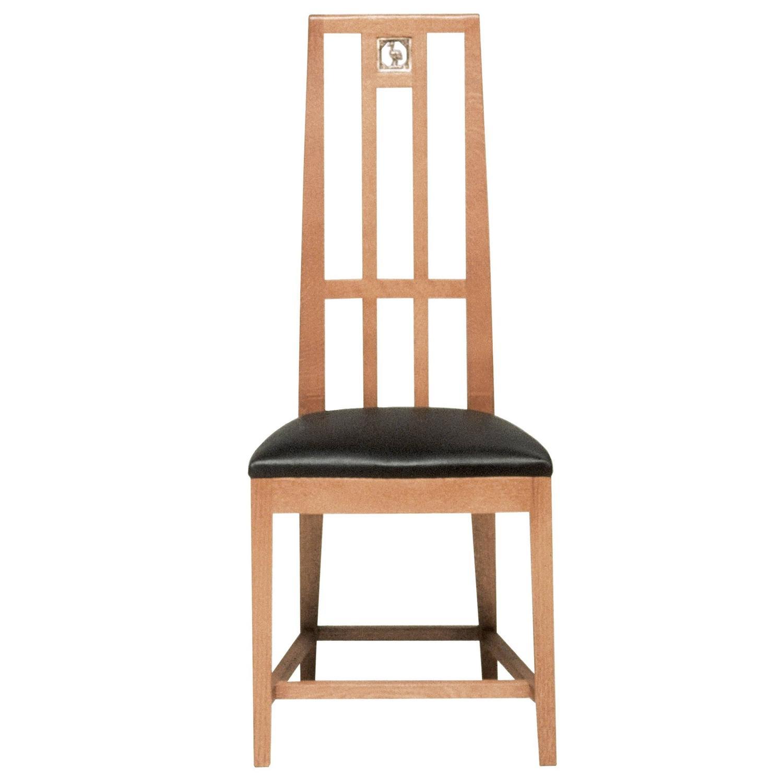Boyschool Chair Design by Eliel Saarinen Cranbrook 1928 Oak 6