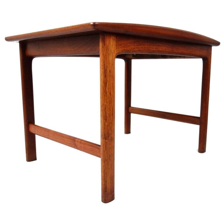 Folke Ohlsson for DUX Teak End Table For Sale