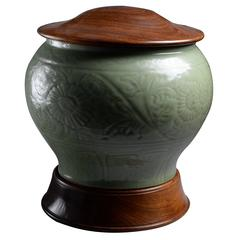 Large 15th Century Ming Dynasty Vase from an Important Collection
