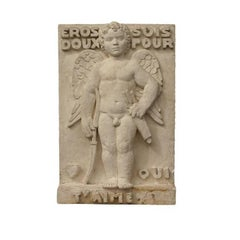 Art Deco Plaster Relief