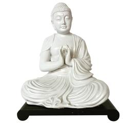 Fitz and Floyd Porcelain Buddha