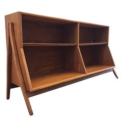 Open Bookcase for Drexel by Stewart McDougall and Kipp Stewart