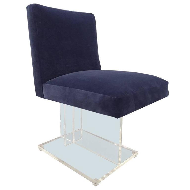 Vladimir Kagan Side Chair