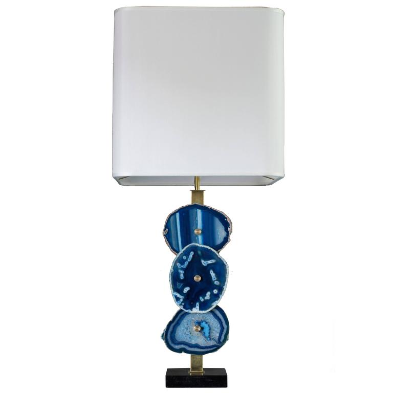 Flair Edition Agata Lamp At 1stdibs