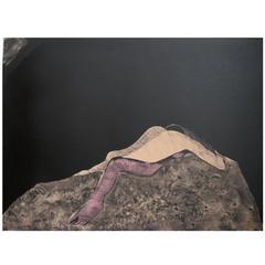 "Fritz Scholder Original Color Lithograph, ""Dream #4"""
