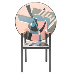 Alessandro Mendini Chair Table