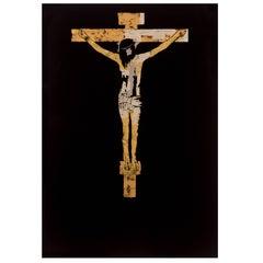 Crucifix Image by Julian Brooker