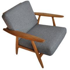 Hans J Wegner Cigar Chair, Original Getama