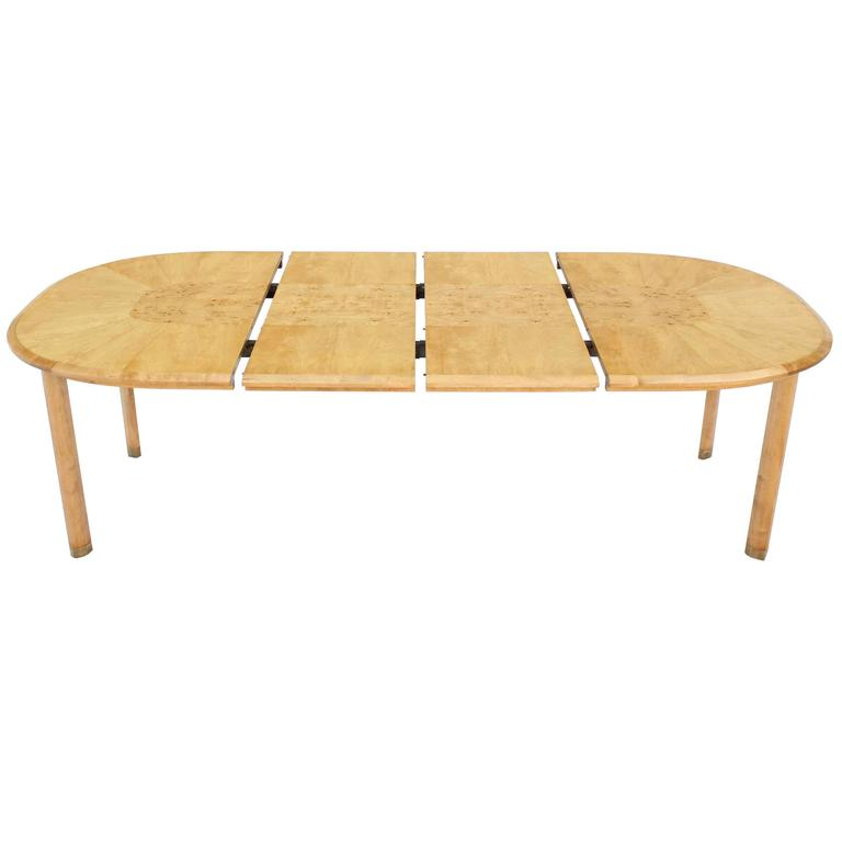 Edmond Spence Swedish Mid-Century Modern Dining Table For Sale