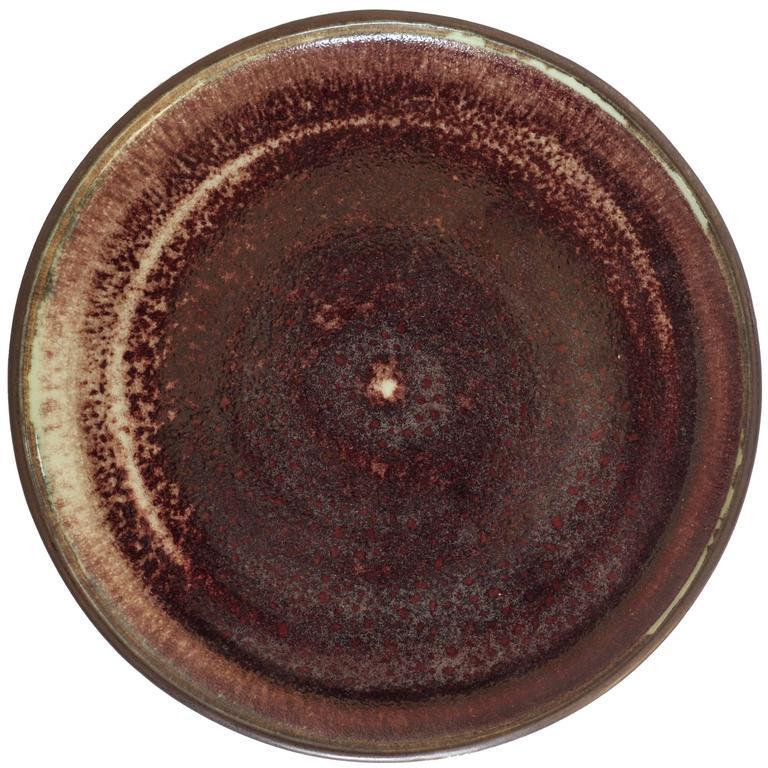 Stephen Polchert Ceramic Plate