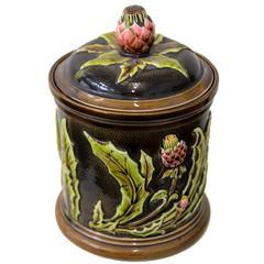 Art Noveuau Box by Julius Dressler, circa 1900, Hallmarked