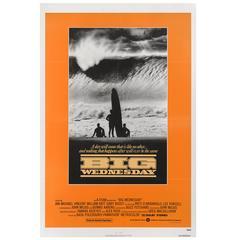 """Big Wednesday,"" Film Poster"
