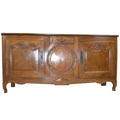 18th Century Oak Sideboard