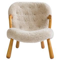 Phillip Arctander Clam Chair