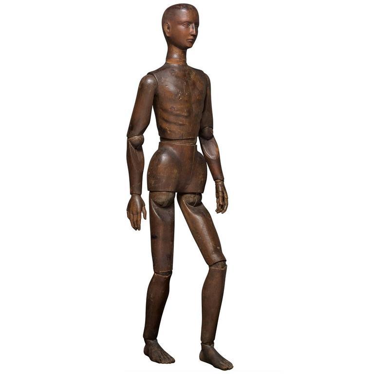 Life-Size Artist Mannequin
