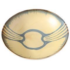 Large Earthenware Bowl by Jana Merlo
