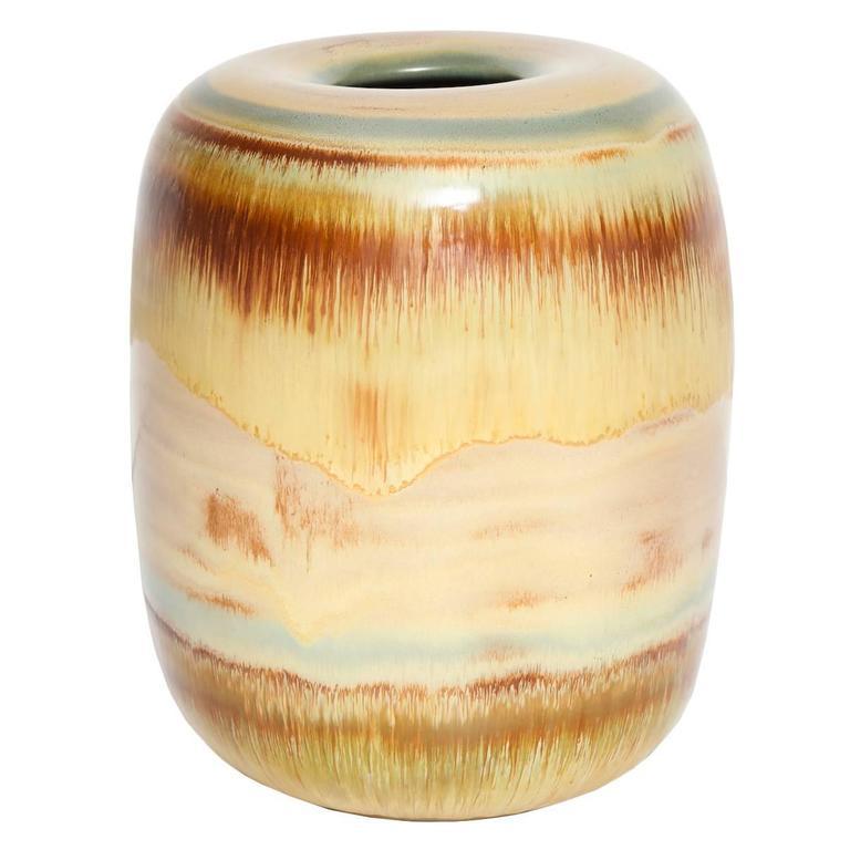Large Earthenware Vase by Jana Merlo
