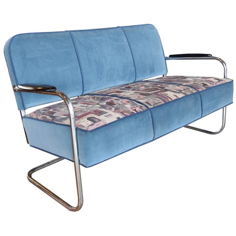 American Mid-Century Sofa