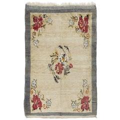 Vintage Floral Konya Rug