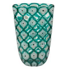 Vase by Ercole Barovier, Barovier & Toso, Italy, circa 1962