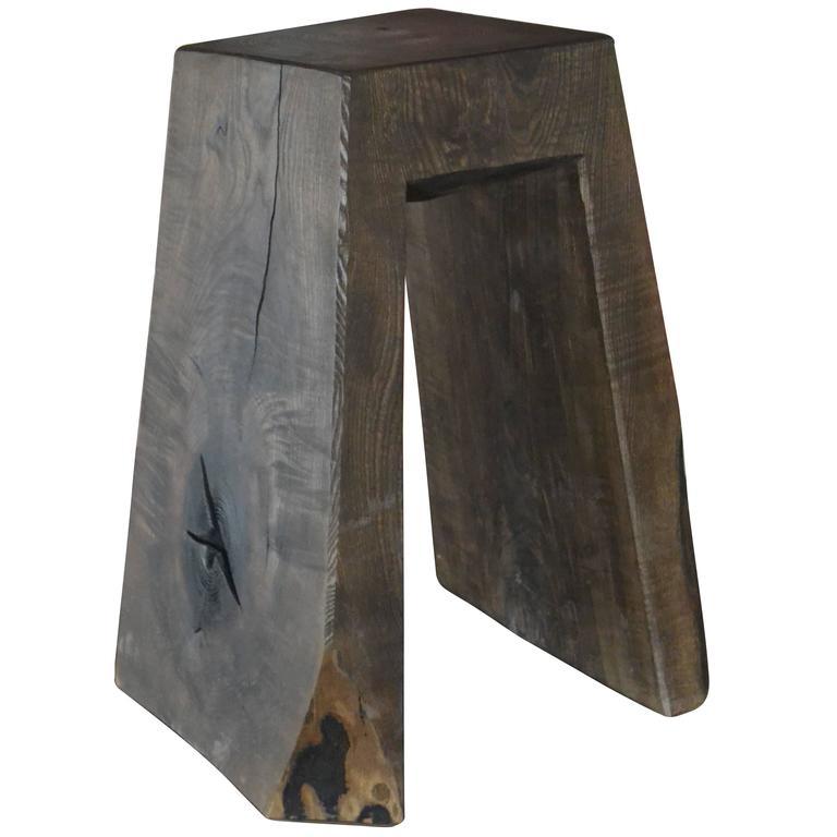 hocker stool by fritz baumann for sale at 1stdibs. Black Bedroom Furniture Sets. Home Design Ideas