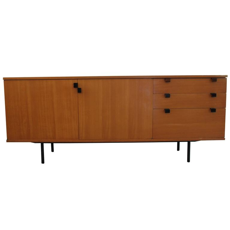 Alain richard credenza meubles tv edition 1954 france for Meubles furniture