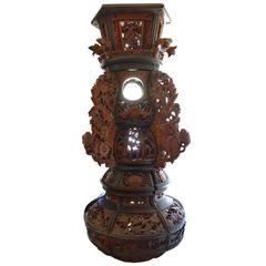 Large Antique Chinese Lantern