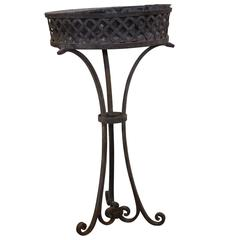 Antique Neoclassical Style Jardiniere Stand