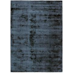 Custom Rugs Handwoven in Nepal with Natural Silk by Sabine de Gunzburg
