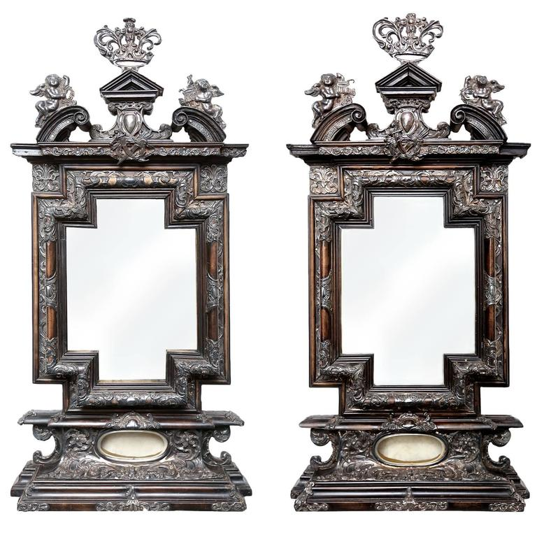 17th century italian mirrors for sale at 1stdibs for 17th century mirrors