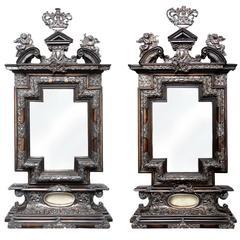 17th Century Italian Mirrors