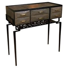 Shagreen Console, Offered by Area ID