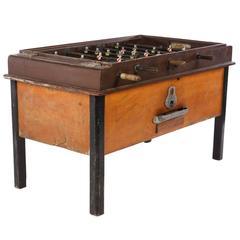 Mid-Century Foosball Table