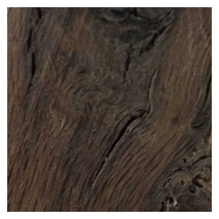 French Antique Oak 17th-19th Century Solid Wood Flooring, Original, France For Sale