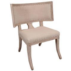 Swedish Klismos Chair