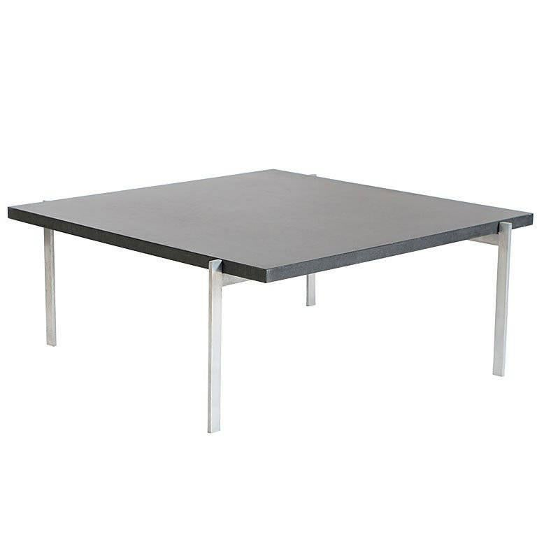 PK-61 Low Table by Poul Kjaerholm