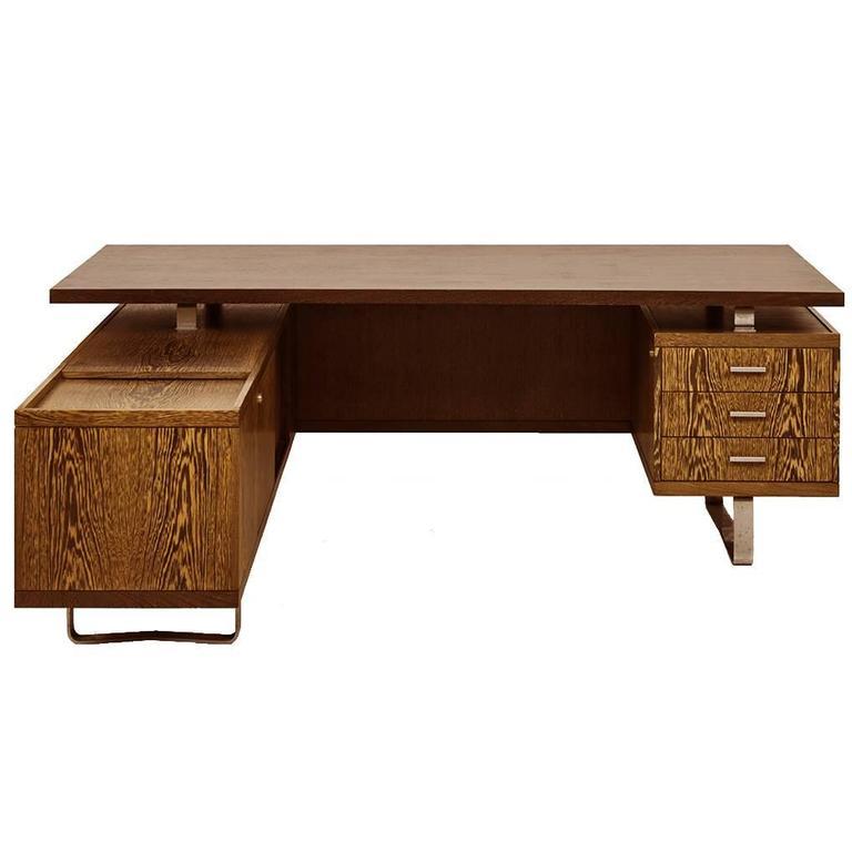 Jorgen Pedersen Freestanding Desk By E Søn In Denmark For