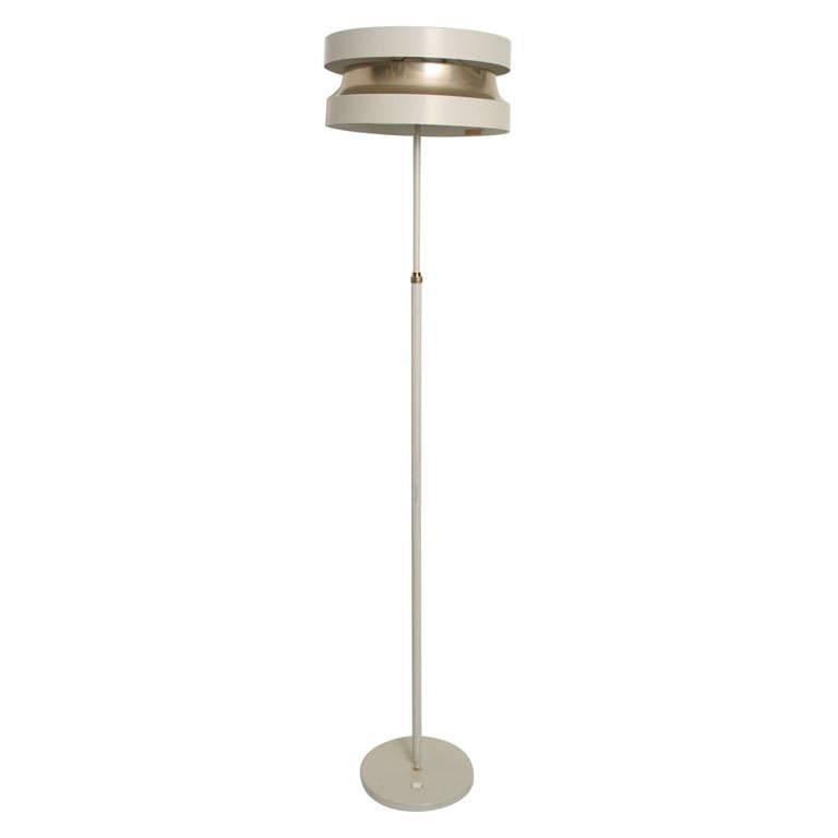 1960s Modernist Floor Lamp Made in Finland