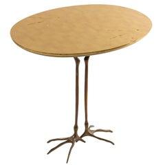 """""""Traccia"""" Table by Meret Oppenheim for Simon Gavina"""