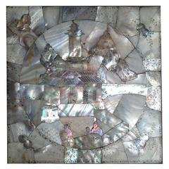 Fine Chinese Mother-of-Pearl Mosaic