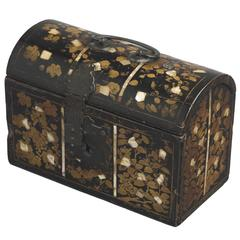 15th Century Japanese Box, Momoyama Period