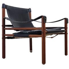 Arne Norell Easy Chair Model Name Sirocco