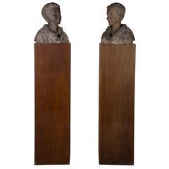 Royal Portrait Busts