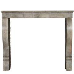 18th Century Original Antique Fireplace Mantel