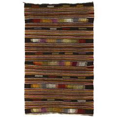 Nomadic Anatolian Kilim Rug