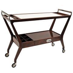 Bar Serving Cart by Baker Furniture
