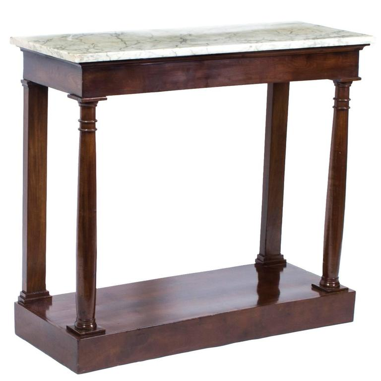 Antique Console Tables