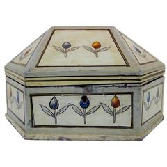 Paint Decorated Box