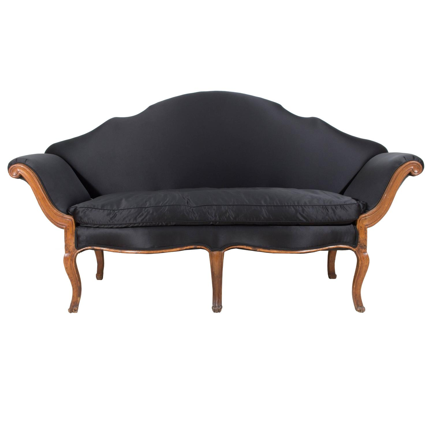 19th century italian canap sofa for sale at 1stdibs for Canape for sale
