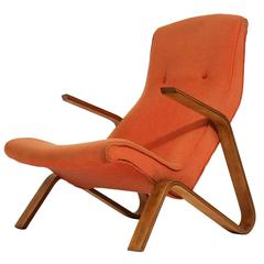 Early Grasshopper Chair Eero Saarinen for Knoll